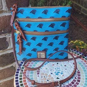 Dooney & Bourke Carolina Panther Bag